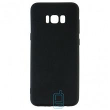 Чехол накладка Cool Black Samsung S8 Plus G955