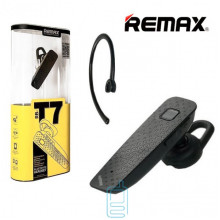 Bluetooth гарнитура Remax RB-T7 черная