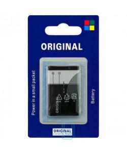 Аккумулятор Nokia BL-4C 860 mAh 1006, 1202, 1203 AAA класс блистер