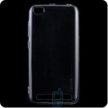 Чехол силиконовый SMTT Xiaomi Redmi 5A прозрачный