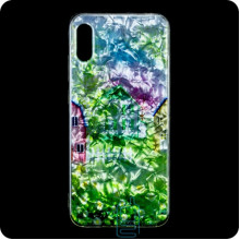 Чехол силиконовый Garden Huawei Y6 2019 домики
