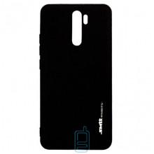 Чехол силиконовый SMTT Xiaomi Redmi Note 8 Pro черный