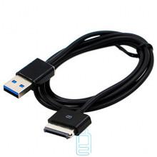 USB кабель Asus TF101/TF201/TF300/TF700 1m тех.пакет черный