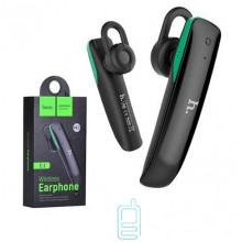 Bluetooth гарнитура Hoco Mono E1 черная