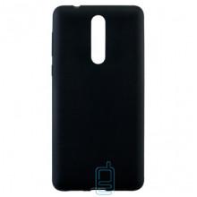 Чехол накладка Cool Black Nokia 8
