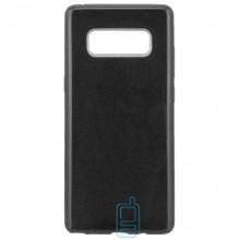 Чехол силиконовый Shine Samsung Note 8 N950 черный