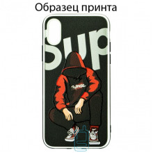 Чехол Fashion Mix Apple iPhone XS Max Suprese