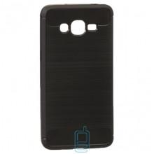 Чехол силиконовый Polished Carbon Samsung J2 Prime G532 черный
