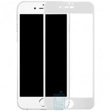 Защитное стекло Full Glue Apple iPhone 7, iPhone 8 white тех.пакет