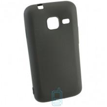 Чехол накладка Cool Black Samsung J1 Mini J105