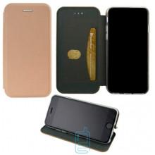 Чехол-книжка Elite Case Nokia 5.1 Plus розово-золотистый