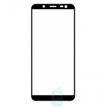 Защитное стекло Full Glue Samsung J8 2018 J810 black тех.пакет