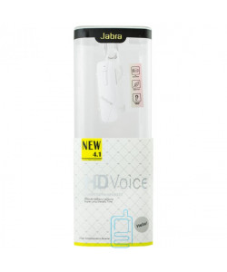 Bluetooth гарнитура Jabra белая