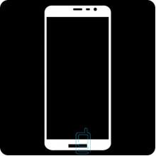 Защитное стекло Full Screen Samsung J2 Core J260 white тех. пакет
