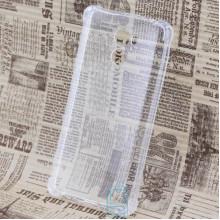 Чехол силиконовый Xiaomi Redmi 4 усиленный прозрачный
