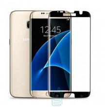Защитное стекло 5D Samsung S7 Edge G935 black тех.пакет