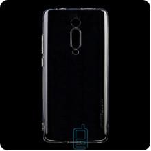 Чехол силиконовый SMTT Xiaomi Redmi K20, Mi 9T, K20 Pro, Mi 9T Pro прозрачный