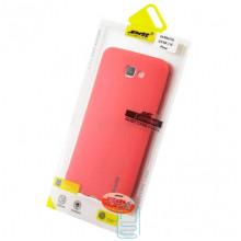Чехол силиконовый SMTT Samsung J5 Prime G570 красный