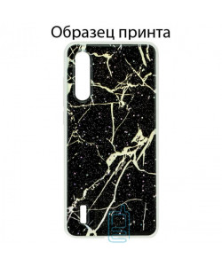 Чехол Marble Apple iPhone 11 Pro black