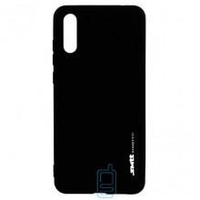 Чехол силиконовый SMTT Huawei P20 черный