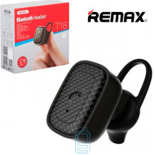 Bluetooth гарнитура Remax RB-T18 черная