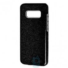 Чехол силиконовый Shine Samsung S10 G973 черный