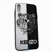 Чехол Creative TPU+PC Apple iPhone X, XS Kenzo