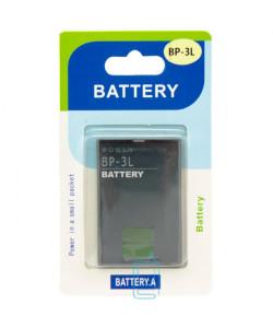 Аккумулятор Nokia BP-3L 1300 mAh 603, 303, 505 A класс