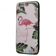 Чехол Creative TPU+PC Apple iPhone 7 Plus, 8 Plus Flamingo