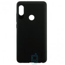 Чехол силиконовый ROCK 0.3mm Xiaomi Redmi Note 5, Redmi Note 5 Pro черный
