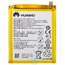 Аккумулятор Huawei HB376883ECW 3400 mAh P9 Plus AAAA/Original тех.пак