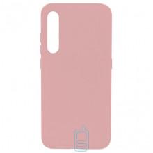 Чехол Silicone Cover Full Xiaomi Mi 9 розовый