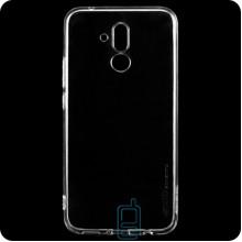 Чехол силиконовый SMTT Huawei Mate 20 Lite прозрачный