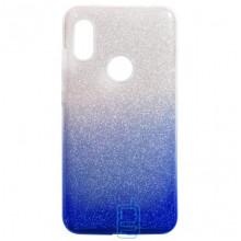 Чехол силиконовый Shine Xiaomi Redmi S2, Y2 градиент синий