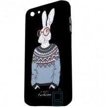 Чехол Creative TPU+PC Apple iPhone 6 Plus, 6S Plus Rabbit white
