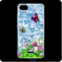 Cиликон Garden Xiaomi Redmi 6A бабочки