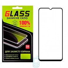 Защитное стекло Full Glue Samsung M10 2019 M105 black Glass