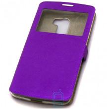 Чехол-книжка Modern 1 окно Lenovo Vibe K4 Note, Vibe X3 Lite A7010 фиолетовый