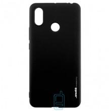 Чехол силиконовый SMTT Xiaomi Mi Max 3 черный