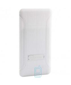 Универсальный чехол силиконовый SLIDE JIDANKE 4.3-4.7″ белый