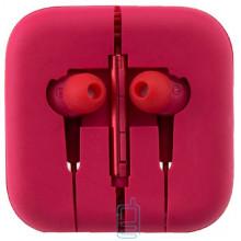 Наушники с микрофоном Xiaomi Piston V3 красные