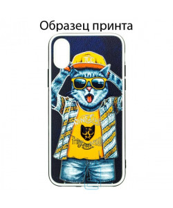 Чехол Fashion Mix Apple iPhone 11 Pro Cat