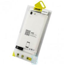 Чехол силиконовый SMTT Huawei Y6 II прозрачный