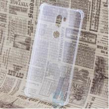 Чехол силиконовый Xiaomi Mi5s Plus усиленный прозрачный