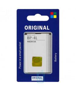 Аккумулятор Nokia BP-4L 1500 mAh 6760, 6790, E52 AAA класс блистер
