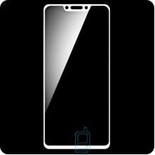 Защитное стекло Full Glue Huawei Nova 3, Nova 3i, P Smart Plus white тех.пакет