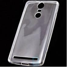 Чехол силиконовый Slim Lenovo K5 Note, K5 Note Pro прозрачный