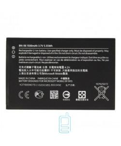 Аккумулятор Nokia BN-06 1500 mAh Lumia 430 AAAA/Original тех.пакет