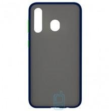 Чехол Goospery Case Samsung A20 2019 A205, A30 2019 A305 синий