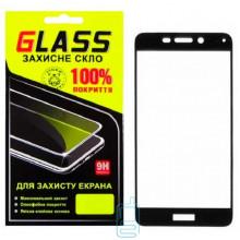 Защитное стекло Full Screen Huawei Honor 6C Pro black Glass